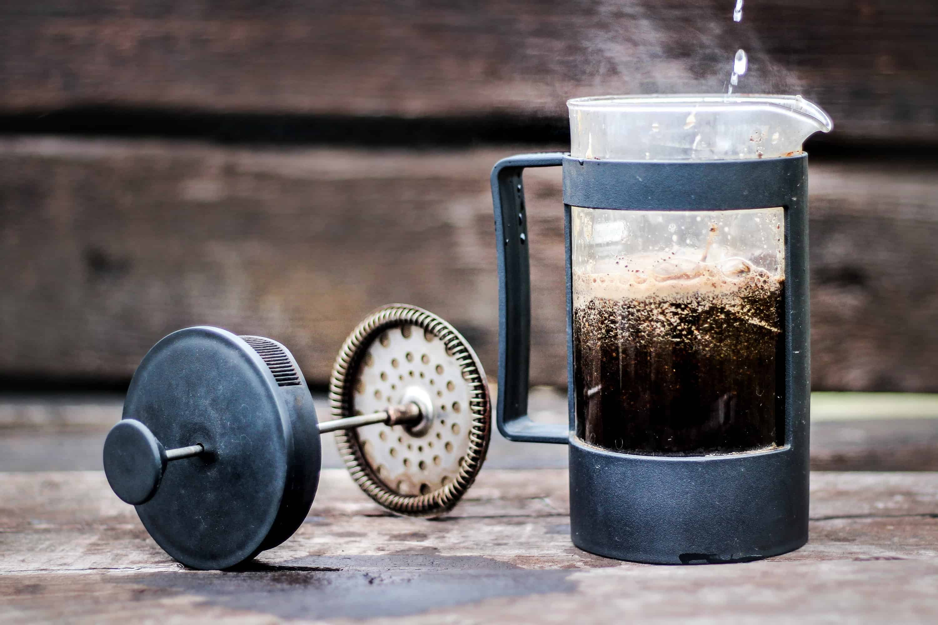 Best coffee for French Press - 7 of our favourite coffees PLUS some tips on how to get the most flavour from your French Press #frenchpress #coffee #coffeetips #coffeebeans