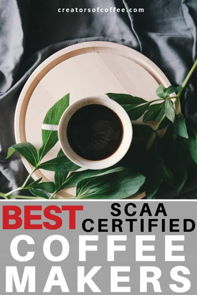 Best SCAA coffee makers reviewed