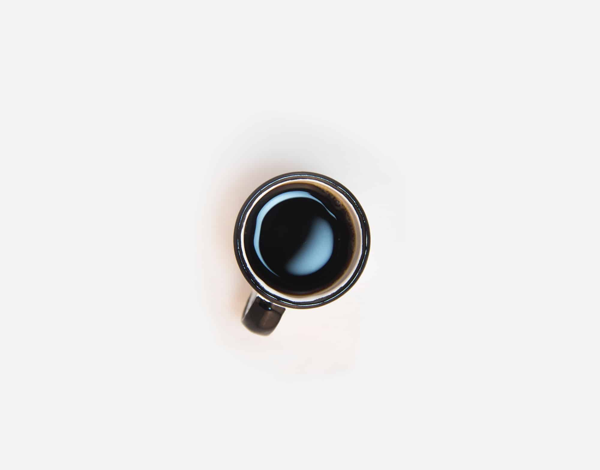 How to drink black coffee and enjoy it - Black Coffee Mug