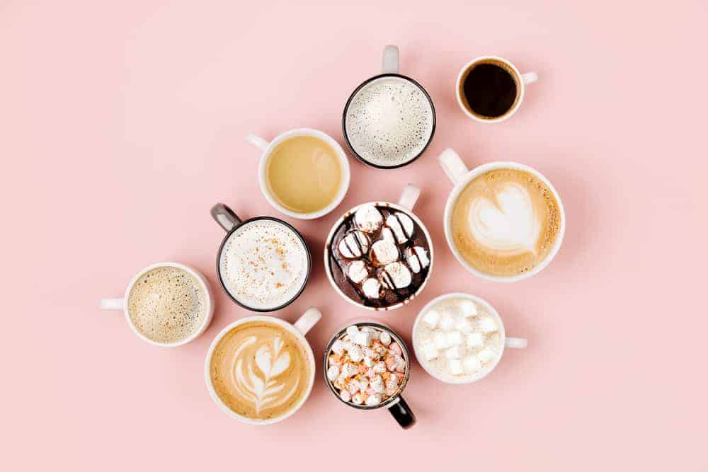 Different Kinds of Coffee Drink Recipes