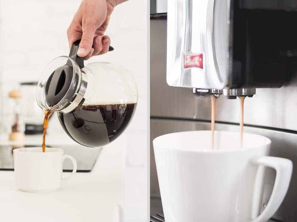top rated coffee makers with grinder
