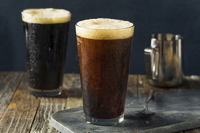 Nitro coffee - cold coffee drinks