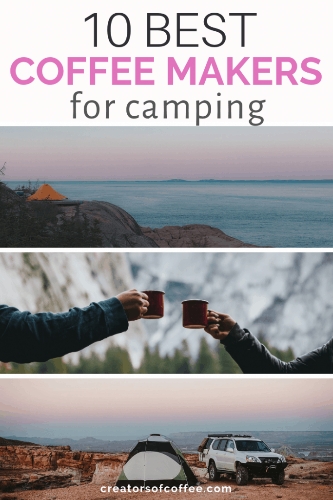Best camp coffee maker