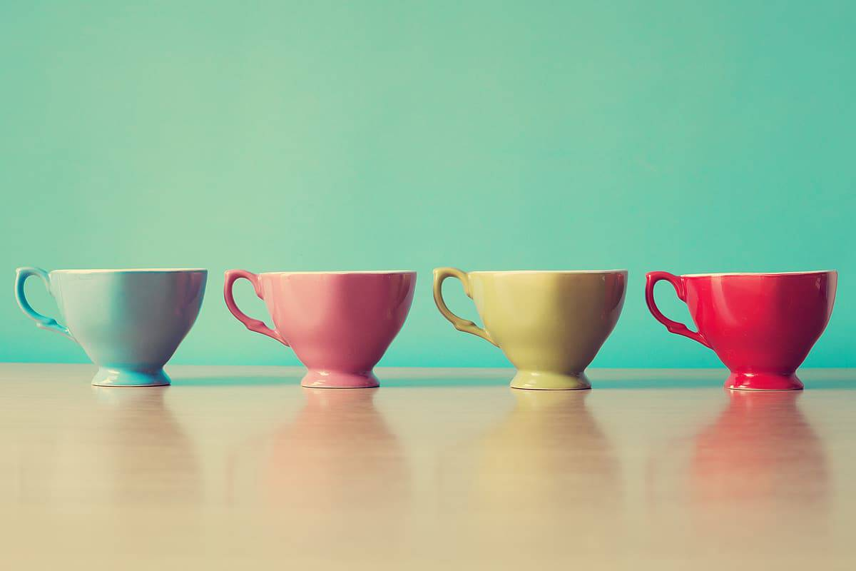 best cappuccino cups - vintage cappuccino cups