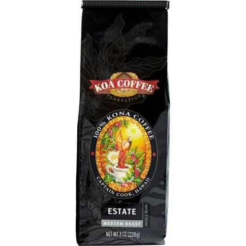 Koa Coffee Estate Medium Roast