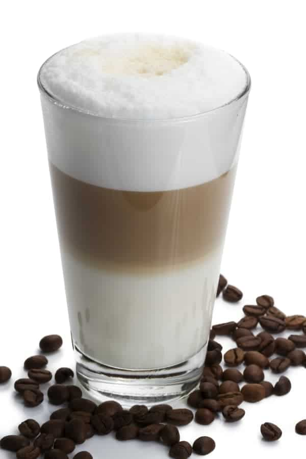 starbucks latte macchiato coffee