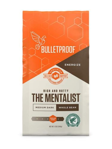 The Mentalist bulletproof coffee beans