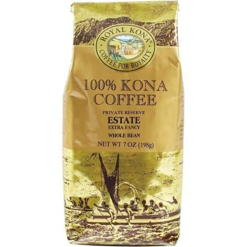 Royal Kona Estate Coffee Beans