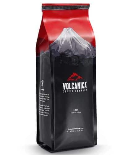 Volcanica Kona coffee beans