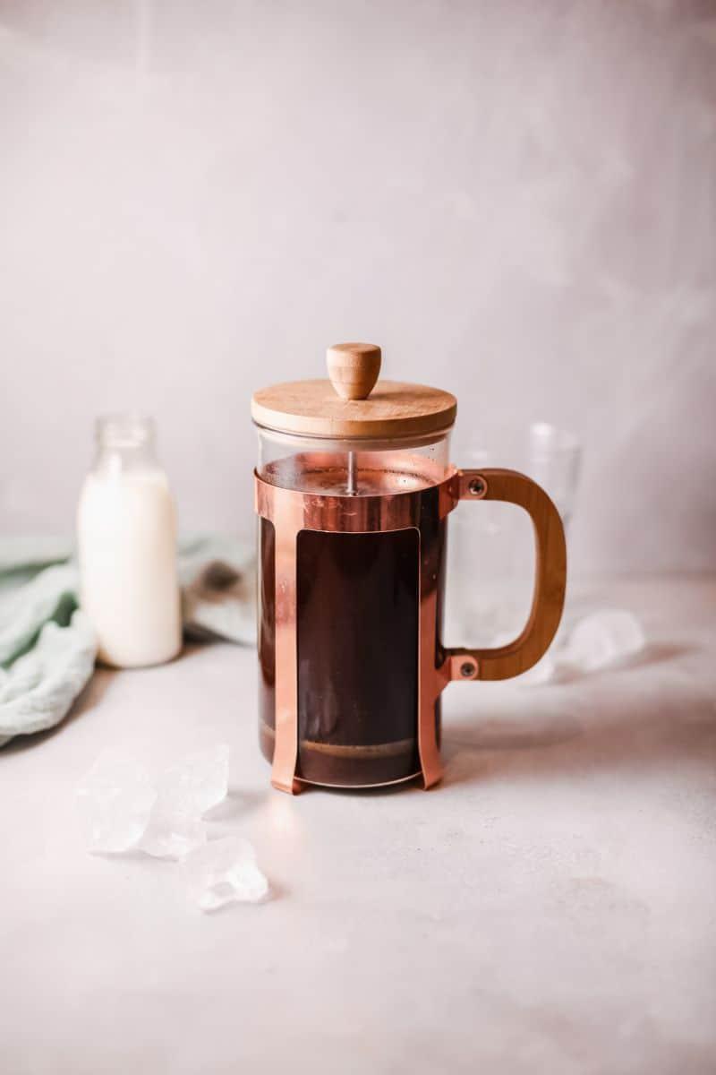 cold brew coffee french press recipe