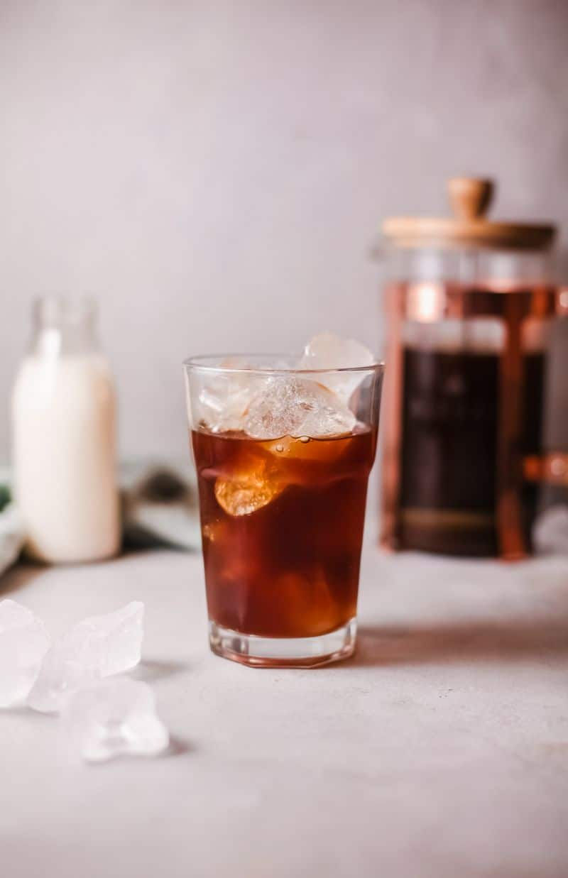 cold brew concentrate french press