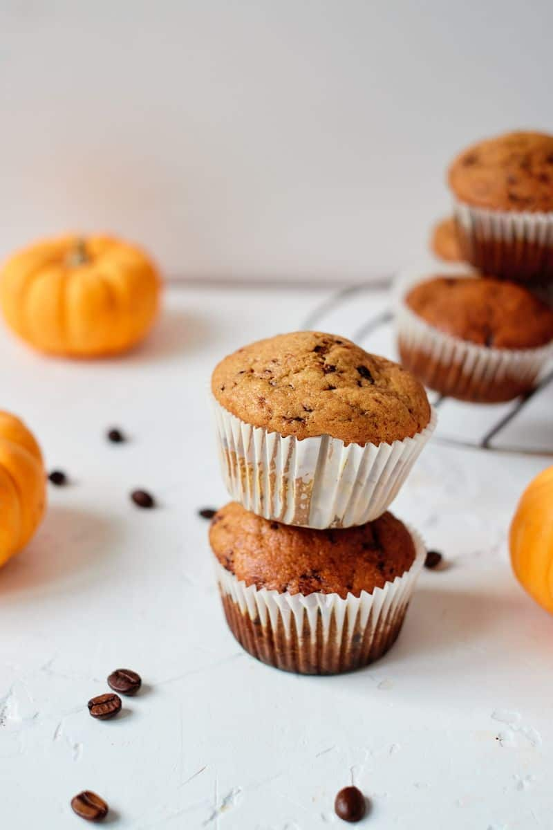 super moist pumpkin muffins