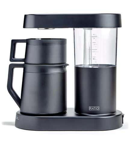 Ratio 6 Pour Over Coffee Maker