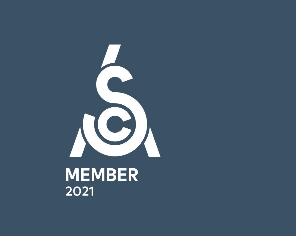 Specialty coffee association member logo