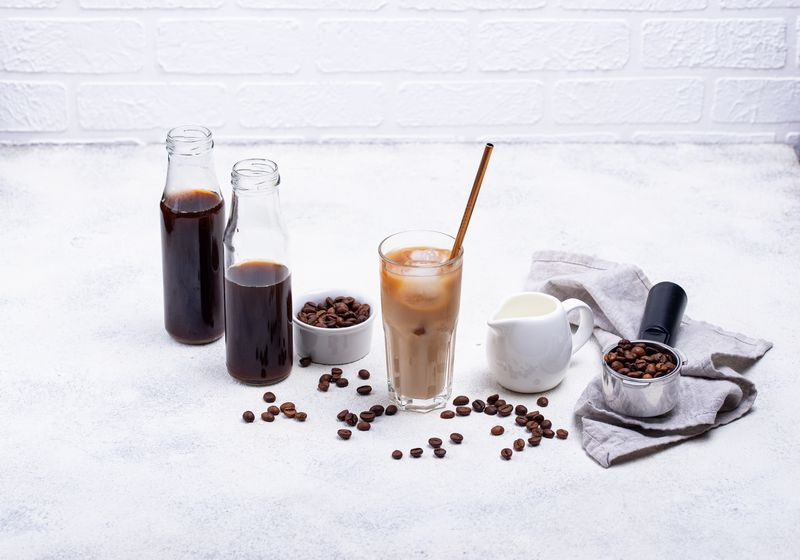 Alternative coffee brewing methods for cold coffee