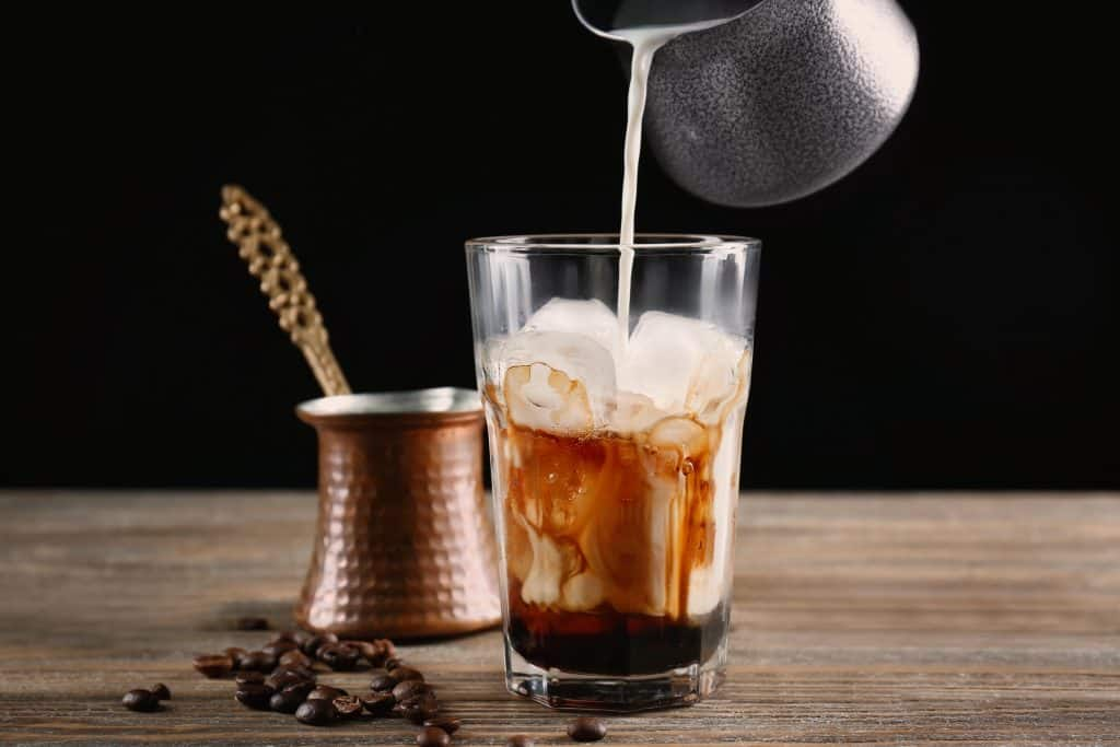 Can you add milk to cold brew
