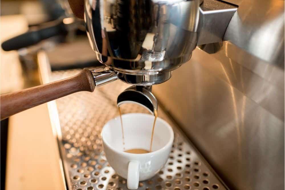 Automated Espresso Maker