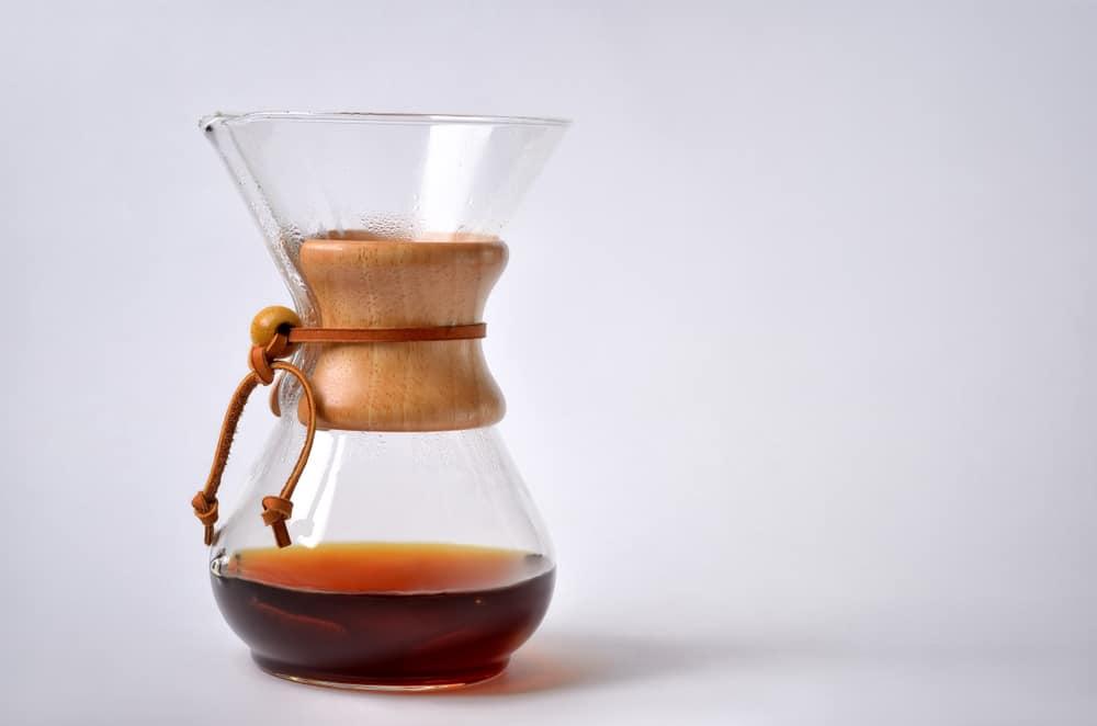 Chemex manual coffee brewer