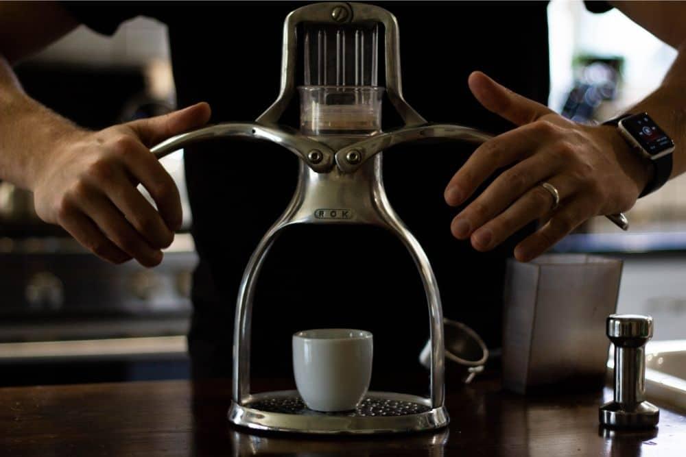 Manual Espresso Maker