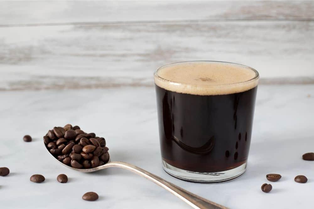 nitro coffee drinks