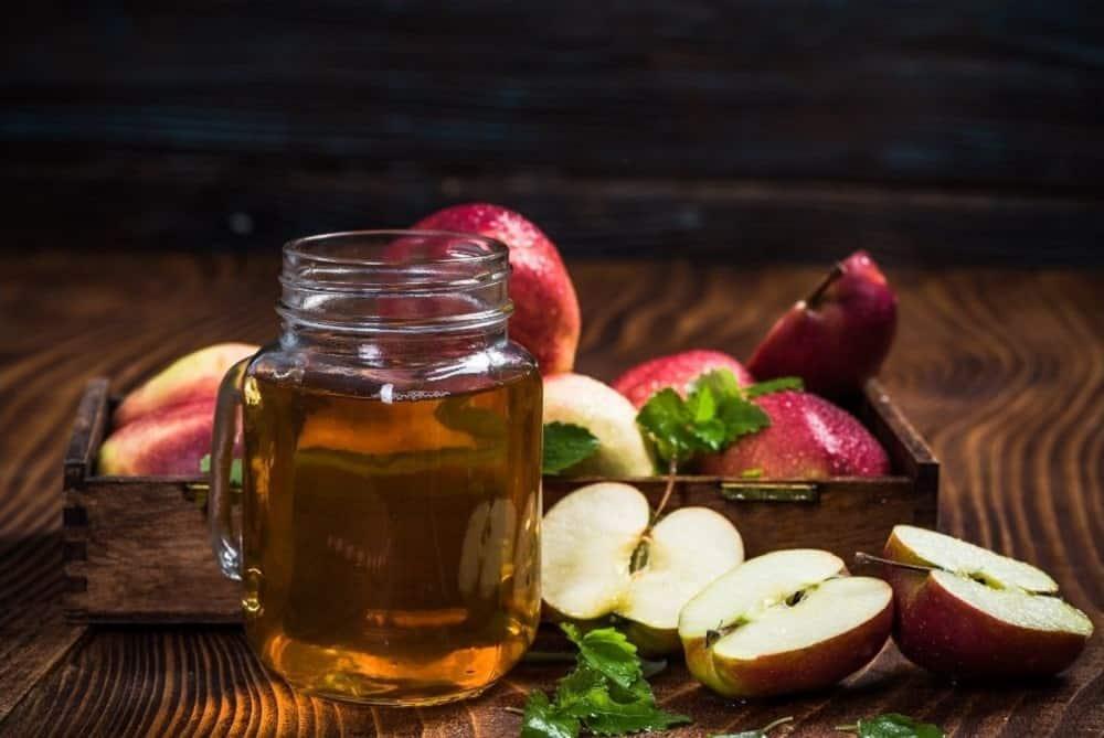 Steamed Apple Juice